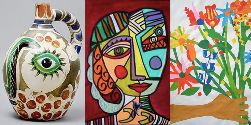Kids Art Camp: Picasso's World