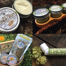 Sierra Bigham, Bear Earth Herbals