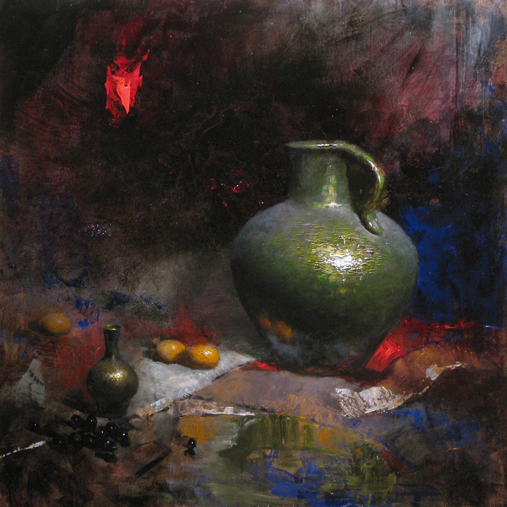 Studio Corner by Jeff Legg, OPAM