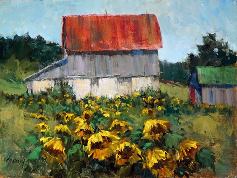 Paint Grand Traverse 2019 Featured Artist